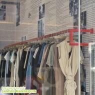 [주문품,용접형] 각ㄷ자 벽면행거(천정행거) -14229