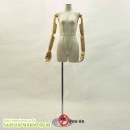 samsin3) 사선스티치 바지가봉+피노키오팔-02298