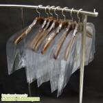 남성용 고주파 30장묶음(어깨커버, 어깨카바, 비닐카바, 비닐커버)-16510