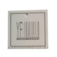 [기성택] samsin12) YF 바코드 [5팩묶음]-30293
