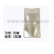 (z)7T 포리백(테이프,접착)-7CMX11CM [600장묶음]