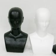신형 모자 스티로폼(백색) - 248744