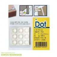 AS-7002 Dot(도트) 유리 미끄럼방지 스티커