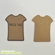 [기성택] 프라이스-티셔츠 [4팩묶음]-15312